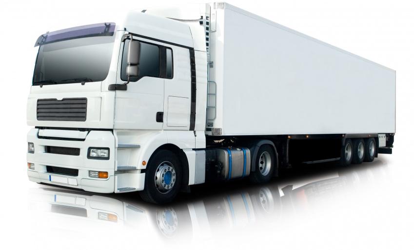 Driver CPC White Truck